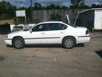 STOCK # J26412     I AM PARTING THIS 2003 CHEVY IMPALA