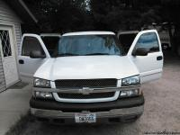 2003 Chevy Z71 4x4 truck for sale. Everything works