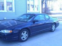 03 CHEVY MONTE CARLO SS EDITION. RUNS AND RIDES SMOOTH