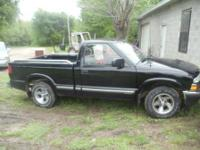 2003 CHEVROLET S-10 LS TRUCK WITH ONLY 71,000 MILES