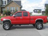 2003 CHEVY SILVERADO 1500 LT Z71. THIS IS A COOL TRUCK.