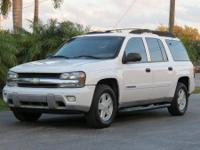2003 CHEVY TRAILBLAZER EXT, AUTO, ICE COLD A/C, FULLY