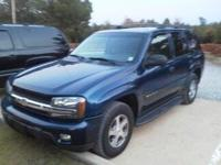 2003 Chevy Trailblazer Lt with 128,500 miles,the engine