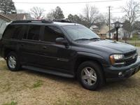 I am selling my 2003 Chevy Trailblazer, grey in color,