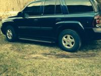 2003 Chevy trailer blazer ....4.2 liter.. 4 wheel drive
