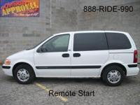 2003 Chevy Venture. Clean minivan. New brakes and more