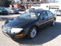 Options:  2003 Chrysler 300M Very Clean Car Chrome