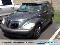 Chrysler PT Cruiser  Clean CARFAX.   Come see the all