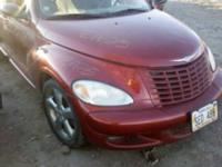 2003 Chrysler PT Cruiser For Parts Simply.  WE HAVE