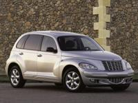Accident Free AutoCheck History Report, PT Cruiser