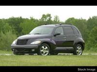 This Green 2003 Chrysler PT Cruiser Touring Edition