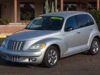 Options:  2003 Chrysler Pt Cruiser 4D Wagon