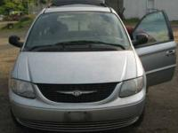 2003 Chrysler Town and Country Handicap Van in