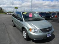 Description Make: Chrysler Model: Town & Country Year: