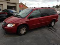 2003 CHRYSLER TOWN & COUNTRY Our staff here at Express