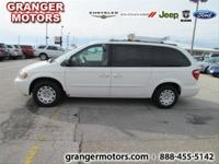 Options Included: N/AThis one owner 2003 Chrysler Town