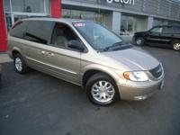 Options Included: N/AGREAT DEAL!!! 2003 CHRYSLER TOWN