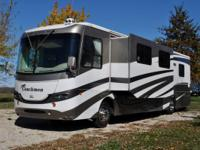 2003 Coachmen Cross Country Elite M-376DS. 2003