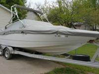 2003 Cobalt 240 Bowrider. Great Condition one of the