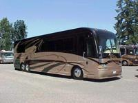 2003 Nation Coach Lexa Odyssey 515 Triple Slide