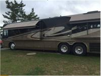 2003 Country Coach with only 60,000 miles on the 400