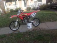 I have a Cr85r Expert ( big wheel ) FOR SALE ONLY. It's