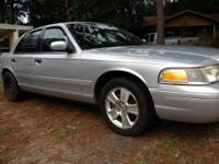 2003 Crown Victoria LX Sport in very good condition.
