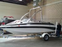 - Stock #76338 - 2003 Crownline 180BR model in great