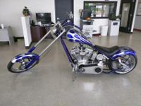 I have a beautiful 2003 Orange County Choppers Chopper