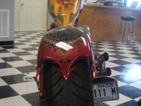 Description 2003 CUSTOM CHOPPER Chopper; 1340 cc harley