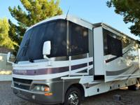 Ford Super duty F-series Class A Motorhome Chassis, 38
