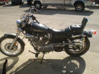 2003 DEFIANT MOTORCYCLE 125CC. NICE MOTORCYCLE. GOOD