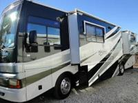 2003 Fleetwood Discovery 35m, This quality Class A