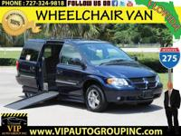 Great deal for custom mobility handicap van! You must