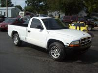 This Dodge Dakota Is Clean As A Pin & Runs & Drives