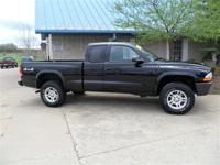 Options Included: N/A2003 Dodge Dakota Extended Cab 4X4