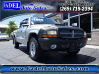 Air Conditioning, Dual Air Bags, Power Steering, Clock,