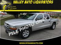 Options:  2003 Dodge Dakota|Vin: 1D7hg48n13s281276|203K