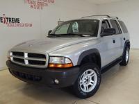 Options:  2003 Dodge Durango Sport/Sxt 1 Owner 4X4 -1