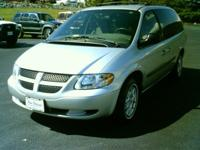 Options Included: N/AThis 2003 Dodge Grand Caravan is