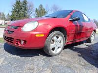 Options:  2003 Dodge Neon |Red Exterior|Stock