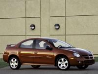 Dodge Neon 2003 Silver SXT Clean CARFAX.  Options:  15