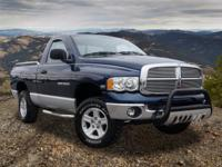 Exterior Color: patriot blue pearlcoat, Body: Pickup