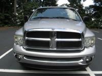 Dodge Ram 1500 Quad Cab.4.7L V8 Newer tires with only
