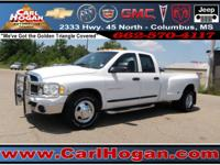 Options Included: N/AThis 2003 Dodge Ram 3500 has the
