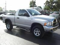 Great Running Dodge Ram Regular Cab Shortbed 4X4 That