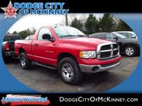 Come test drive this 2003 Dodge Ram 1500! A comfortable