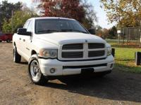 A fresh big-rig look was introduced for the 2002 model