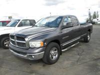 Options:  2003 Dodge Ram 2500 4 Wheel Drive|Am/Fm