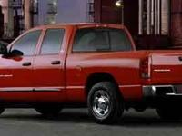 Cummins 5.9L High-Output Turbodiesel and 4WD. Stability